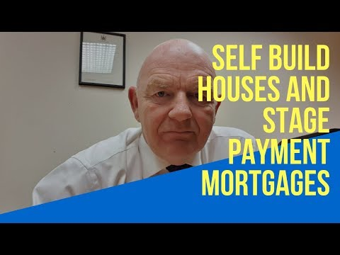 Self Build Houses And Stage Payment Mortgages In Ireland What's Involved