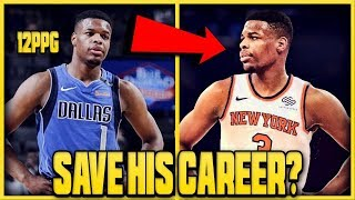What Went WRONG With DENNIS SMITH'S Time In Dallas? | Can He SAVE His NBA CAREER With the Knicks?