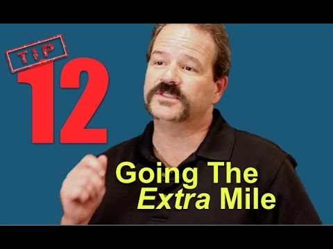 Going The Extra Mile For Your Auto Repair Shop Customers
