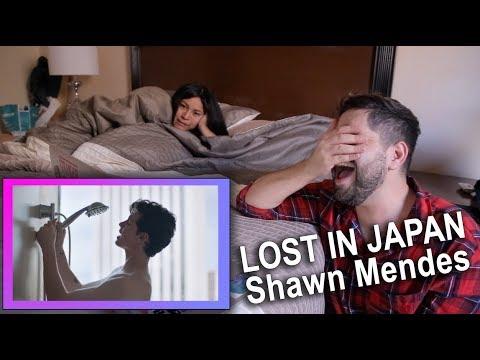 LOST IN JAPAN de Shawn Mendes (REACCIÓN) // gwabir