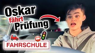 Praktische Führerscheinprüfung mit Oskar 🚘 | Fischer Academy