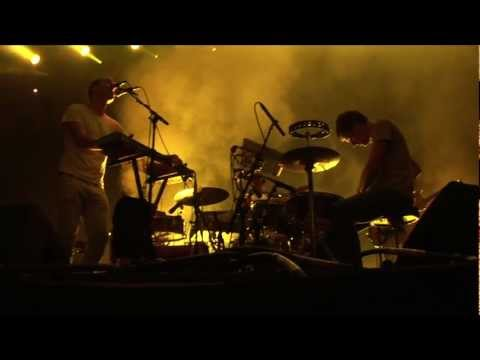 Caribou Part 1: On Stage with Ableton Live