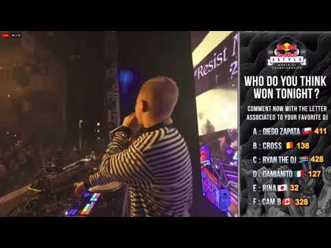 Red Bull 3Style 2018 - 2 Cent - Final Night Performance