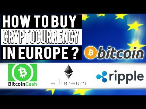 HOW TO BUY BITCOIN CASH, ETHEREUM AND RIPPLE IN EUROPE ?? BEST WAY 2018 !!