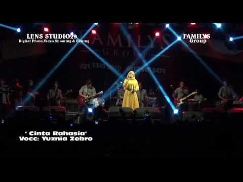Cinta rahasia Yuznia Zebro