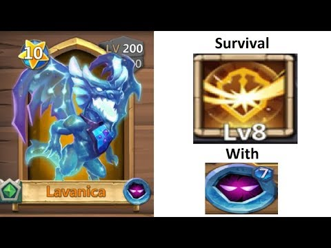 Lavanica New Talent SURVIVAL Can He Be STOPPED Castle Clash