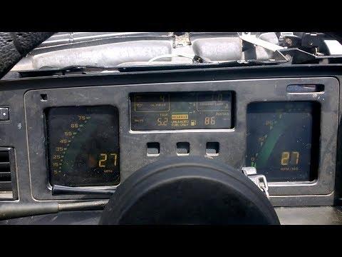 Corvette C4 84-89 LCD Repair For FREE