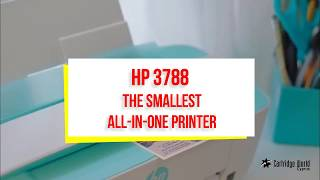 HP 3788 – The world smallest all-in-one printer | Cartridge World Cyprus