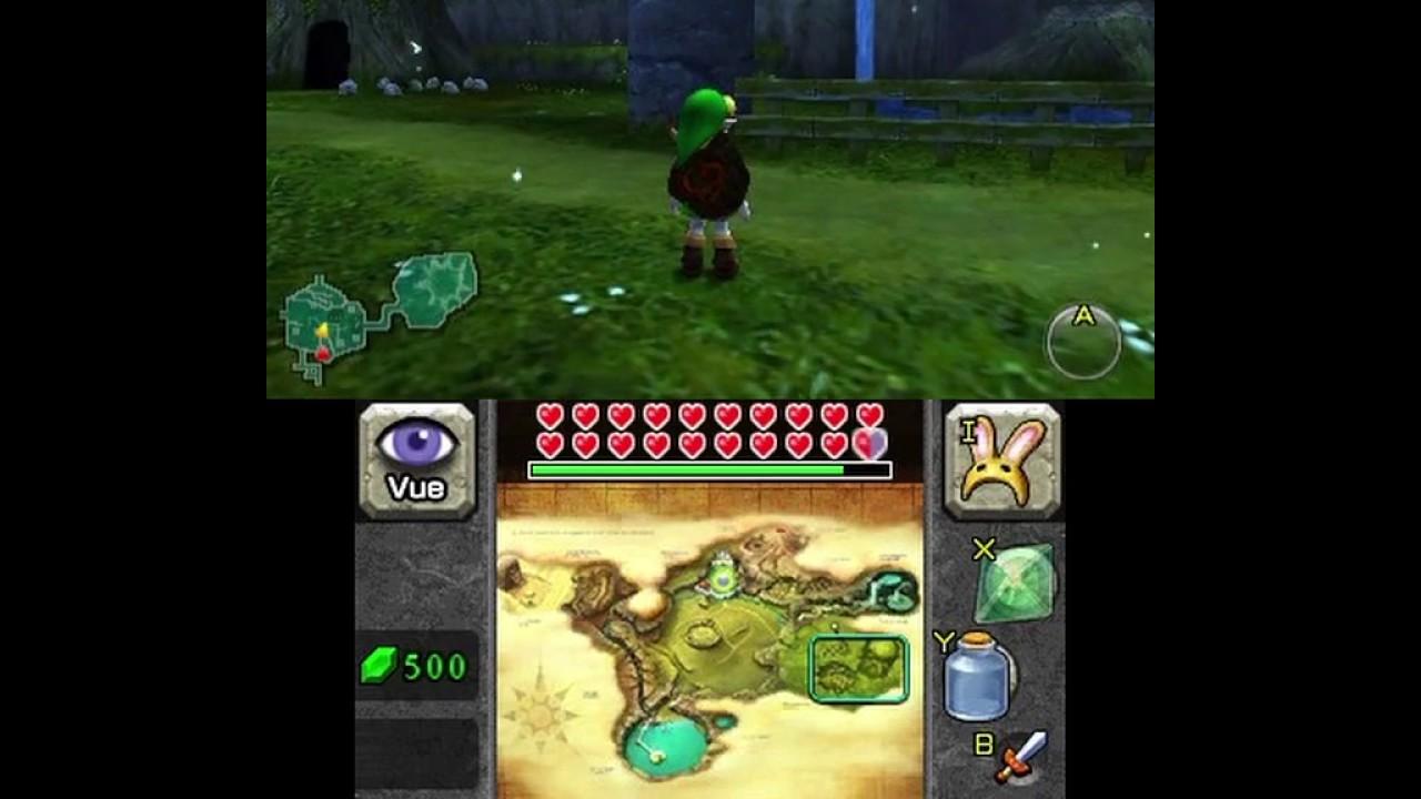 [CTRPF] [Zelda OOT] Cheats Hotkeys Modifier