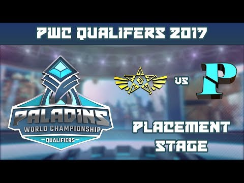 PWC Qualifiers: Placement Stage - Gankstars vs. Purity