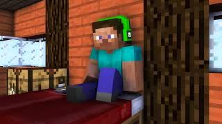 Demam Hime Hime (Minecraft Animation)
