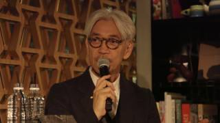 LEXUS Listening Drive | Ryuichi Sakamoto トークショー
