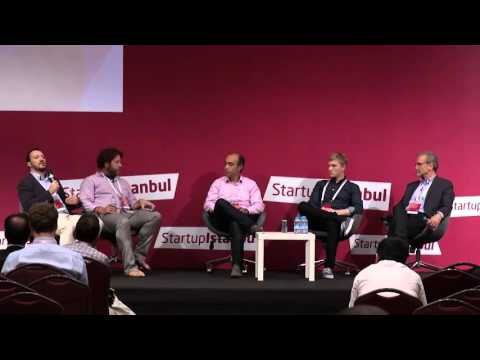Startup Istanbul 2015 - The Future of Startup Accelerators
