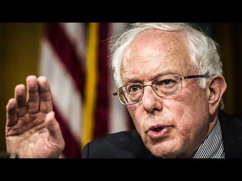 Bernie Sanders Prepares To Push Single-Payer Healthcare Legislation