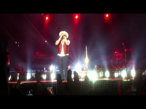 Bruno Mars In Copenhagen, Forum 31 october 2013 - Moonshine
