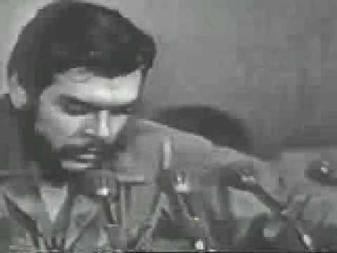 Che Guevara - Speech about voluntary labour www.TanvirOnline.co.cc