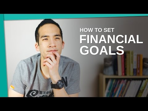 How to Set Financial Goals – Young Guys Finance