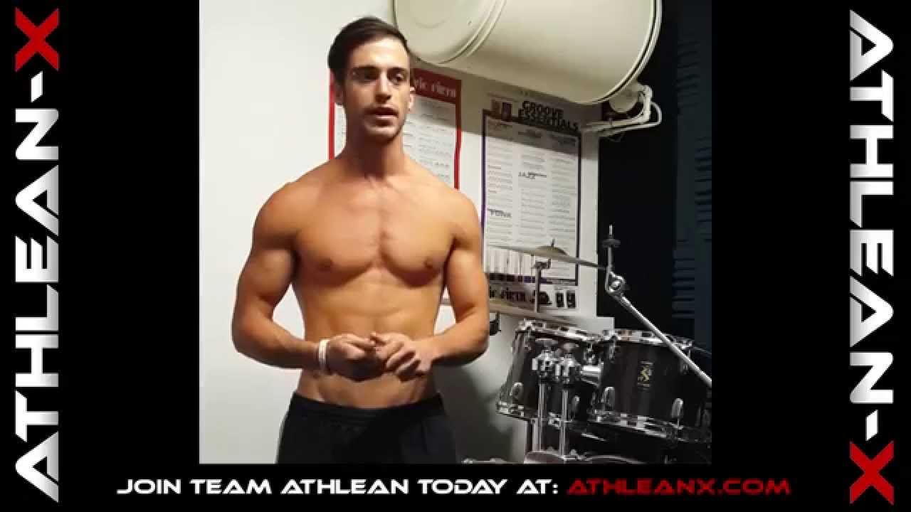 athlean x results professional drummer rocks his way to a sick