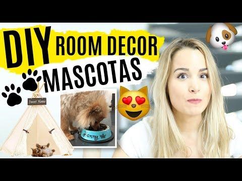 DIY MASCOTAS | tienda tipi, juguetes para perros y gatos & más | ROOM DECOR