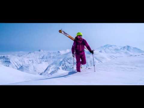 Ski tour in Kamchatka