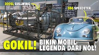 Download Ternyata Begini Cara Bikin Mobil Jutaan Dolar di Tuksedo Studio Bali   ModifVLOG #79