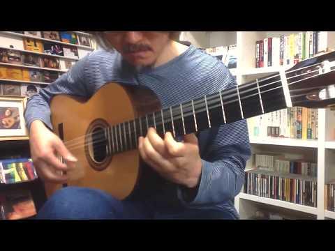 Berimbau (Baden Powell) - Solo Guitar mp3