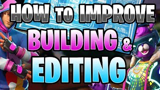FORTNITE How To Get Better At Building And Editing PC Master Guide (Paramètres/Keybinds - Conseils)
