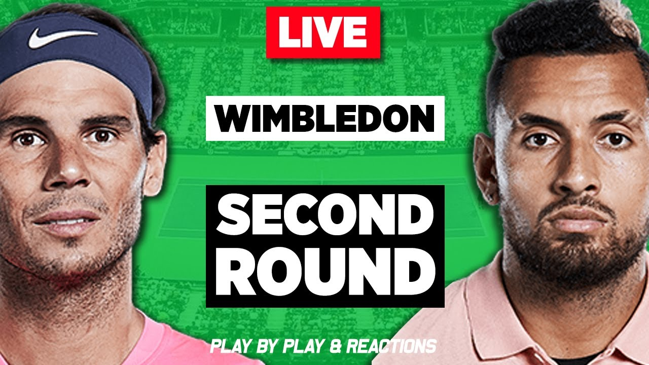 Rafael Nadal vs Nick Kyrgios, Wimbledon 2019: live score and latest updates