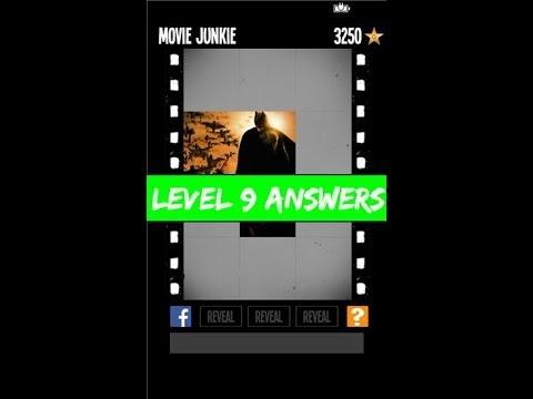 Movie Junkie level 9 Answers