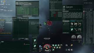 EVE-online Rogue Drones Complex   Dirty Site. Stratios