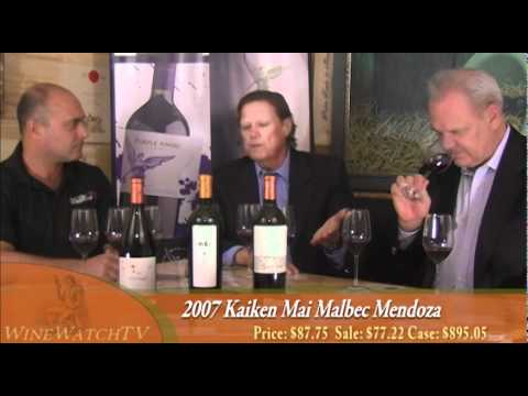 Vintner Interview with Aurelio Montes - click image for video