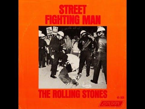 THE ROLLING STONES Street Fighting Man (1968)