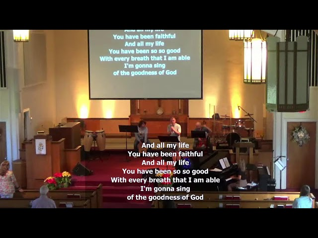 Ashland Church - Sunday Service - 10:30am - September 19th, 2021