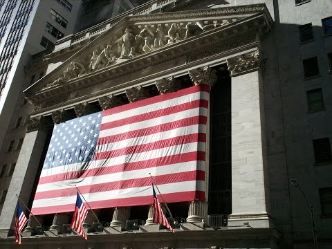 Wall Street in New York City, USA - Part 1