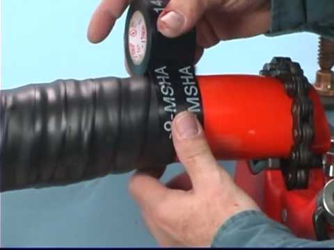 3m Mining Cable Splice Kit 3103 Training Youtube