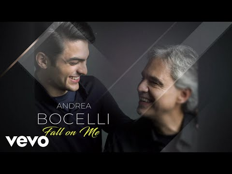 Andrea Bocelli, Matteo Bocelli - Fall on Me (Commentary)