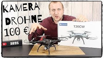 🔴Drohne unter 100€ (mit live Kamera) FPV Quadrokopter