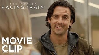 "The Art of Racing in the Rain | ""First Impressions of Eve"" Clip 