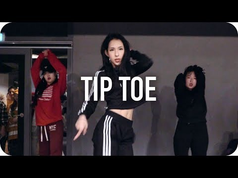 Tip Toe - Jason Derulo Ft. French Montana / Mina Myoung Choreography