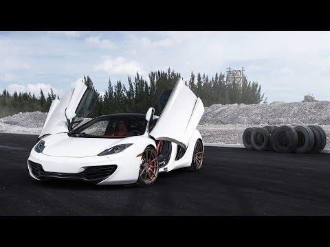 ADV.1 Wheels McLaren MP4 Project - The Beginning