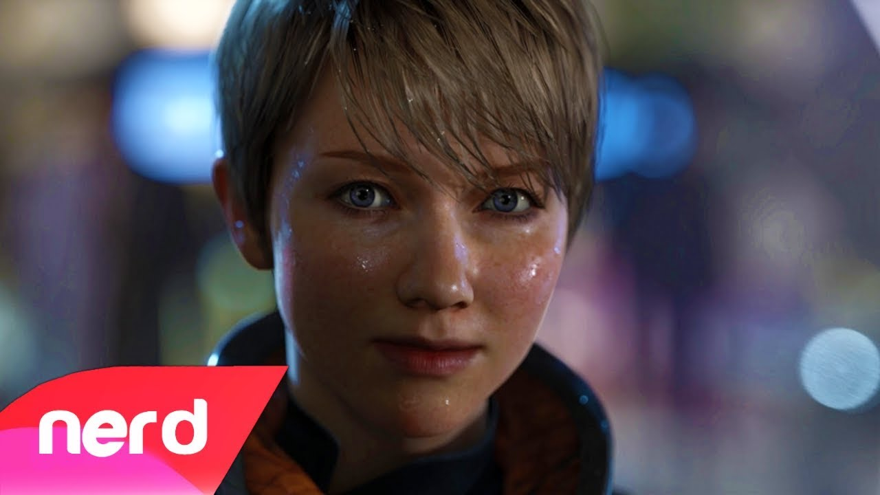 Detroit: Become Human Song | Made For Something More | #NerdOut [Prod. by Boston]