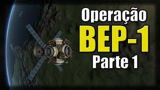 Operações KSP - Base Espacial BEP-1 - Parte 1