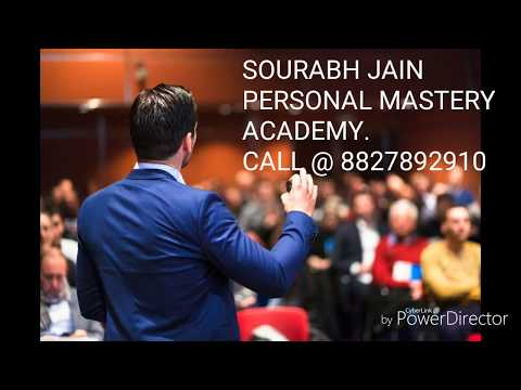 SJPMA  HOW TO BE DIFFERENT & CREATE VALUE