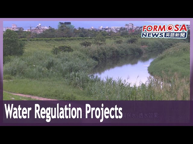 Water Resources Agency invites sponsors to support river regulation projects
