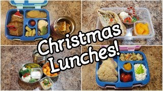 Sixteenth week of school lunches - what she ate
