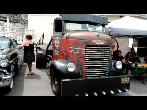 Coe Trucks For Sale >> RARE 1941 DODGE CABOVER TRUCK IS OLD SKOOL ALL THE WAY - YouTube
