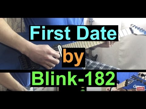 First Date by Blink-182 (Instrumental Guitar Arrangement)