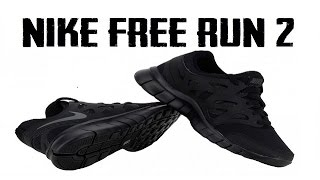 NIKE Free Run + 2 Trainers Review