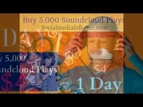 Buy 5000 Soundcloud Plays And Get Recognition For Your Tracks