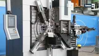 Bihler Servo-Stanzbiegeautomat GRM-NC (Multislide machine)